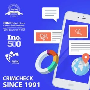 About Crimcheck